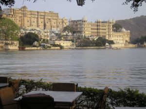 De Indiase stad Udaipur is het decor van James Bondfilm 'Octopussy'.