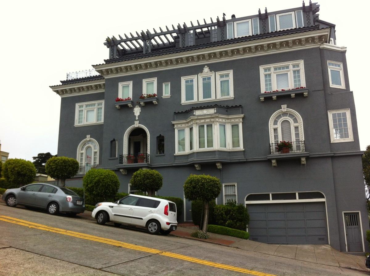 De schandvlek van San Francisco