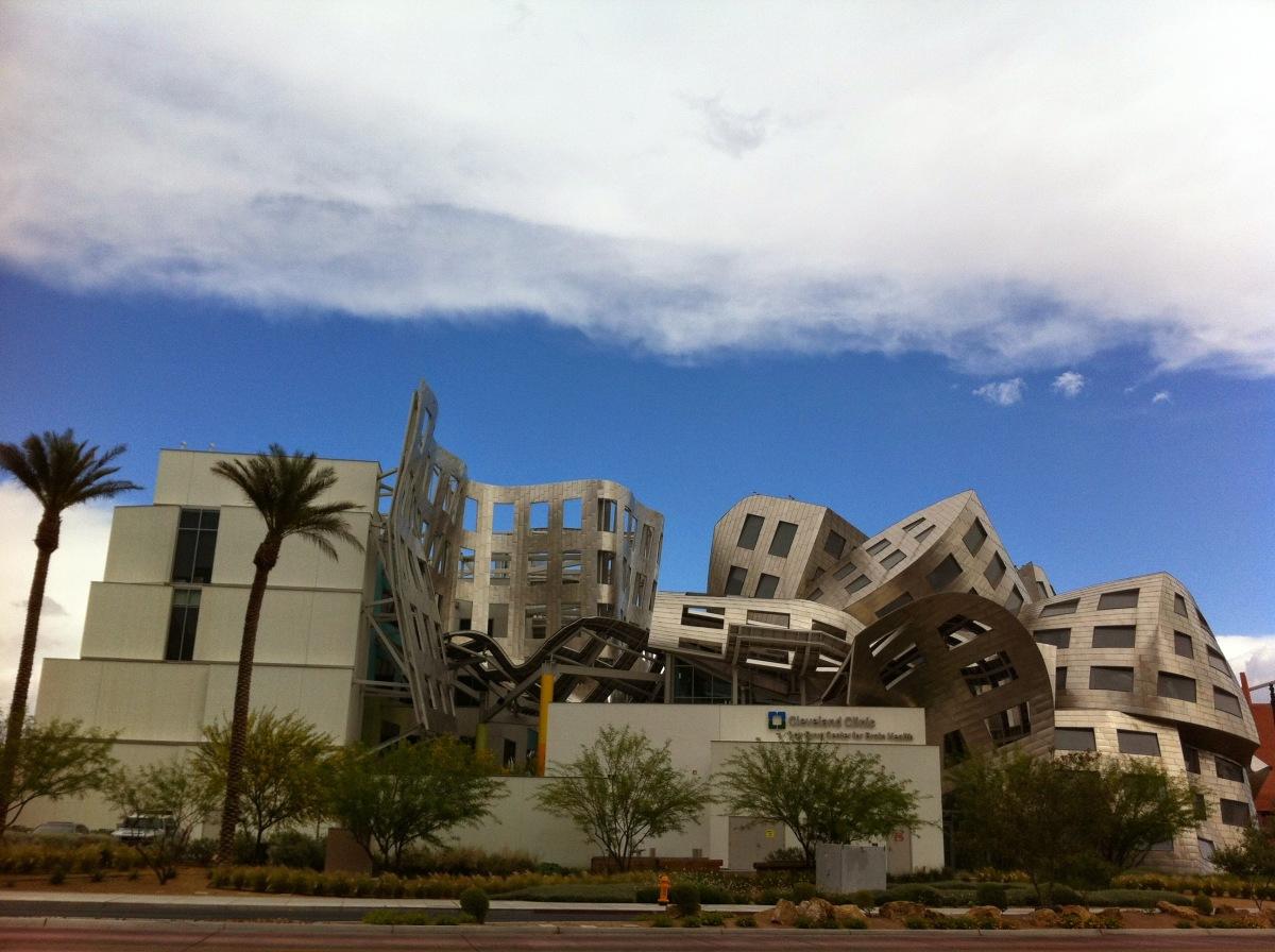Tussen kunst en Vegas Strip