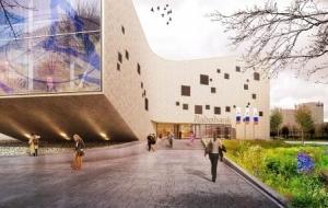 Hoofdkantoor Rabobank Westelijke Mijnstreek: een ontwerp van Mecanoo Architecten.
