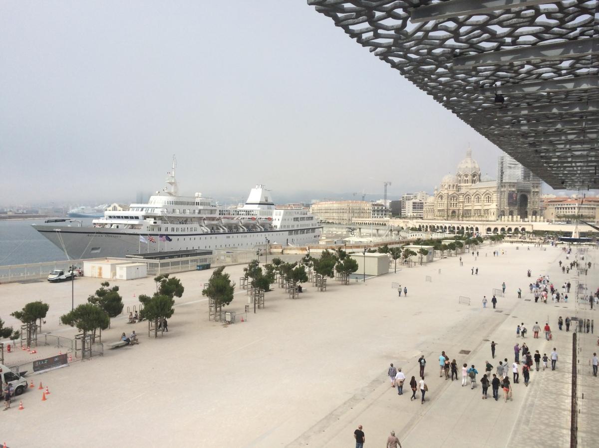 Marseille in de hoofdrol