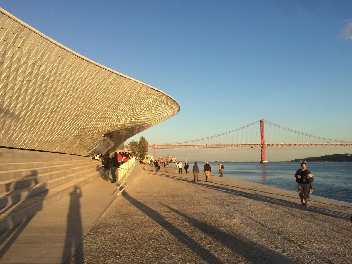 Lissabon, eigenwijze innovatie-hoofdstad