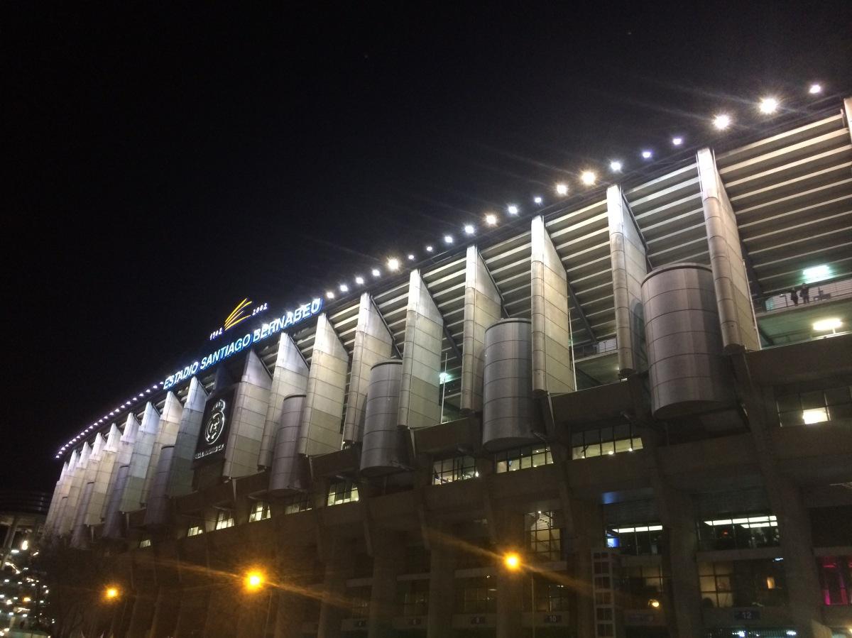 Bucketlist-moment in het prachtige Madrid