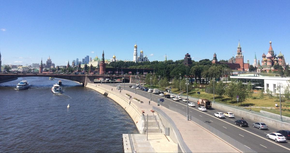 Het zijn andere tijden in Moskou