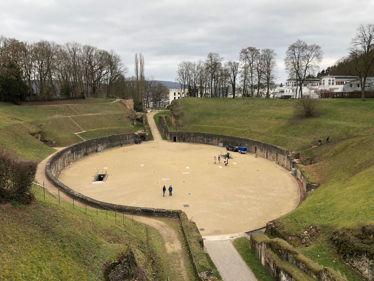 Reïncarneer als een Romein in Trier