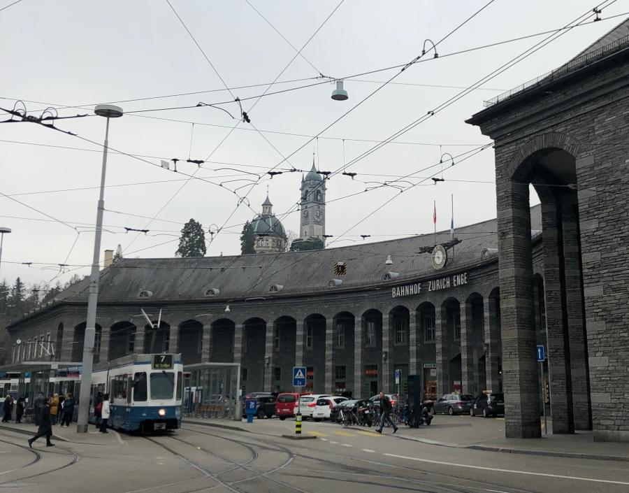 Zürich Enge